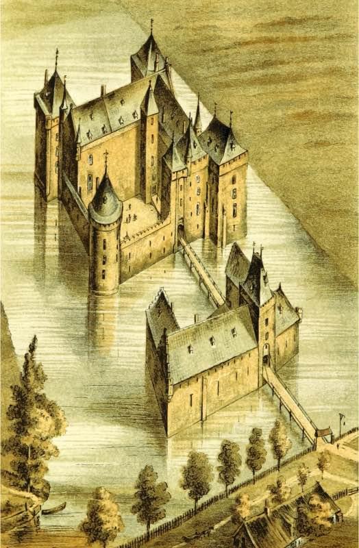 Brederode Castle
