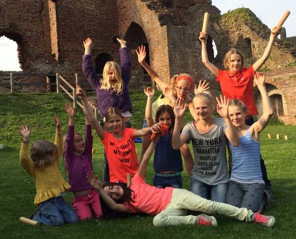 Birthday parties at Brederode Castle